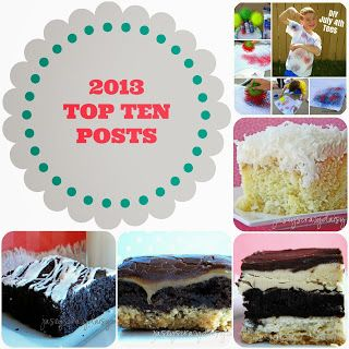 TOP 10 of 2013... Did your favorites make the list?Jasey's Crazy Daisy: Before Diving Into 2014, Lets Look Back to 2013's Top Ten Posts (with a few of my personal favorites too)