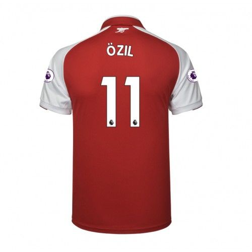 dc8bc3a0c Arsenal Mesut Ozil 11 Replika Hjemmebanetrøje 17-18 | Premier League ...