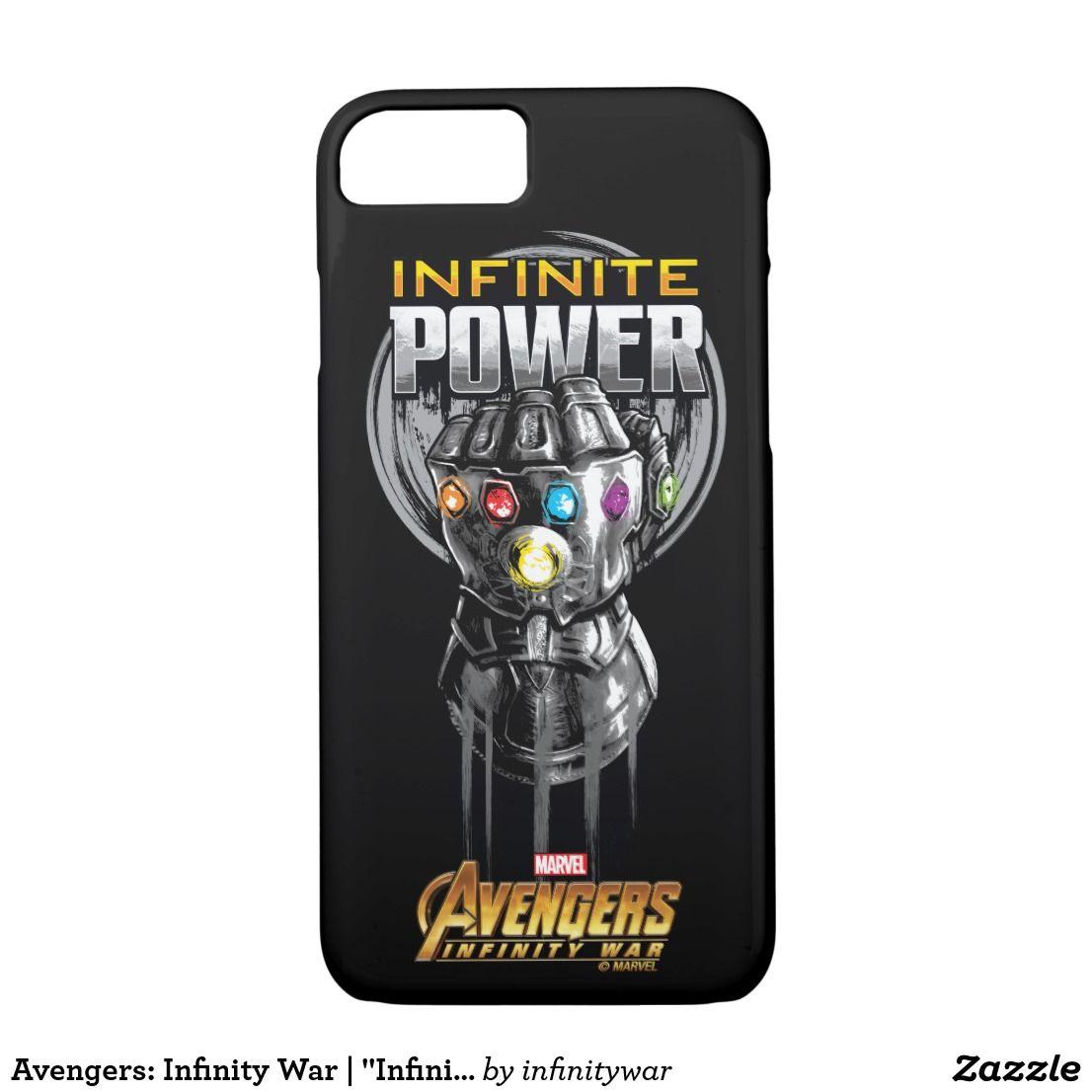 avengers infinity war iphone 8 case