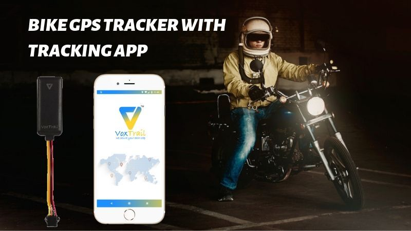 If You Want To Track Your Bike From Your Handset Then Vbt Bike Tracker And Voxtrail Gps Tracking App Is The Better Opt With Images Bike Gps Tracker Gps Tracking Device