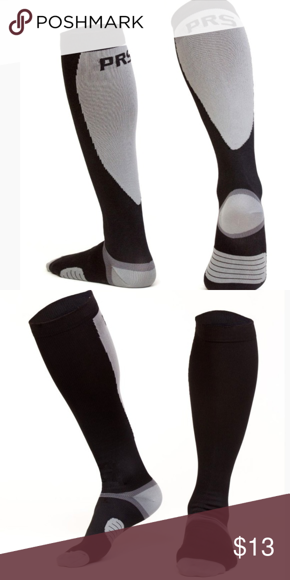 cc6ca7bef9 Brand New PRS Nano Support Compression Socks Featuring Nano Support fabric  with graduated compression, this