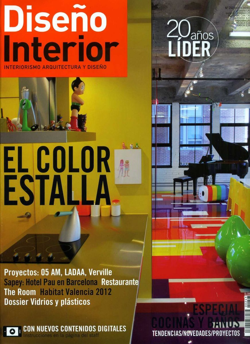 Revista De Decoracion De Interiores Qu Color Sienta Mejor A Tu