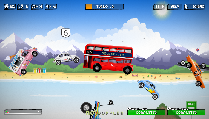 Renegade Racing, a free online Sports game