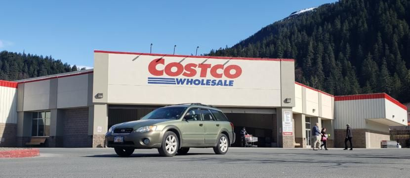 Does juneau really have the smallest costco in the world