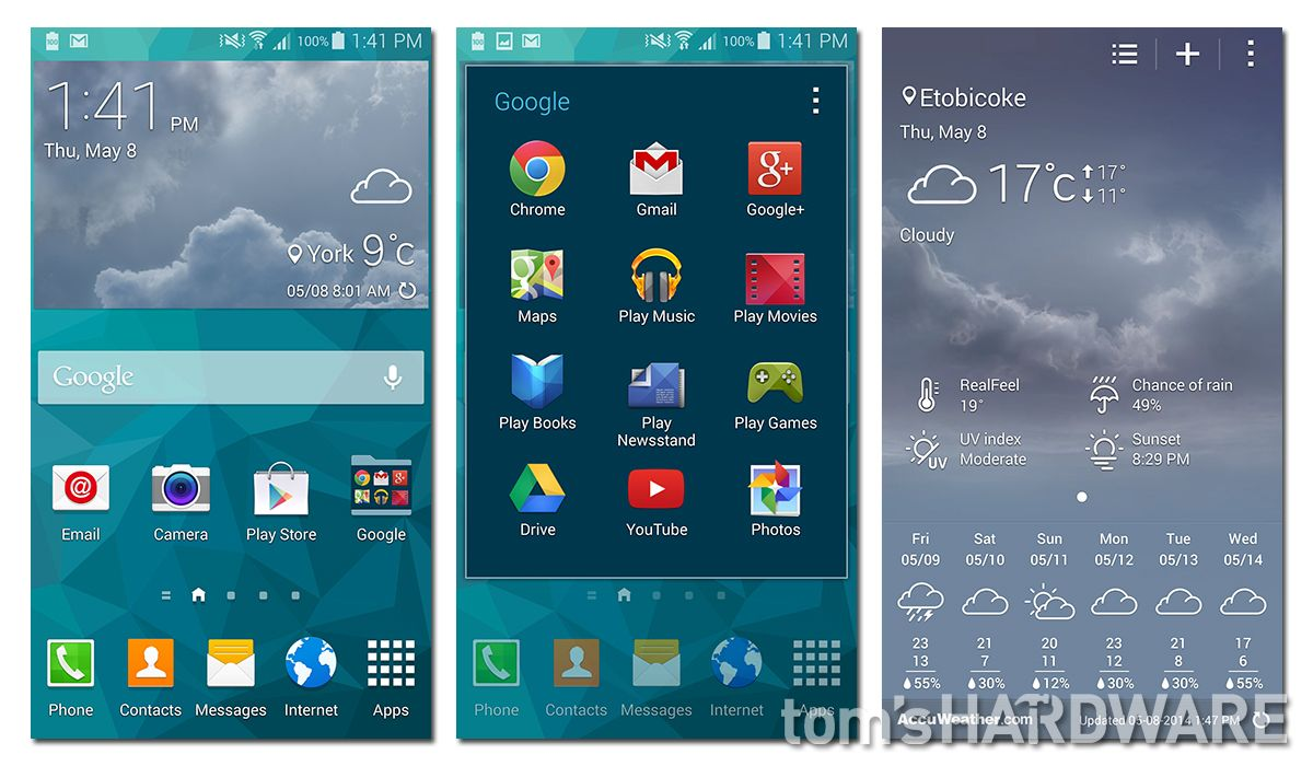 android phone ui design home screen - Google Search | mobile phone ...