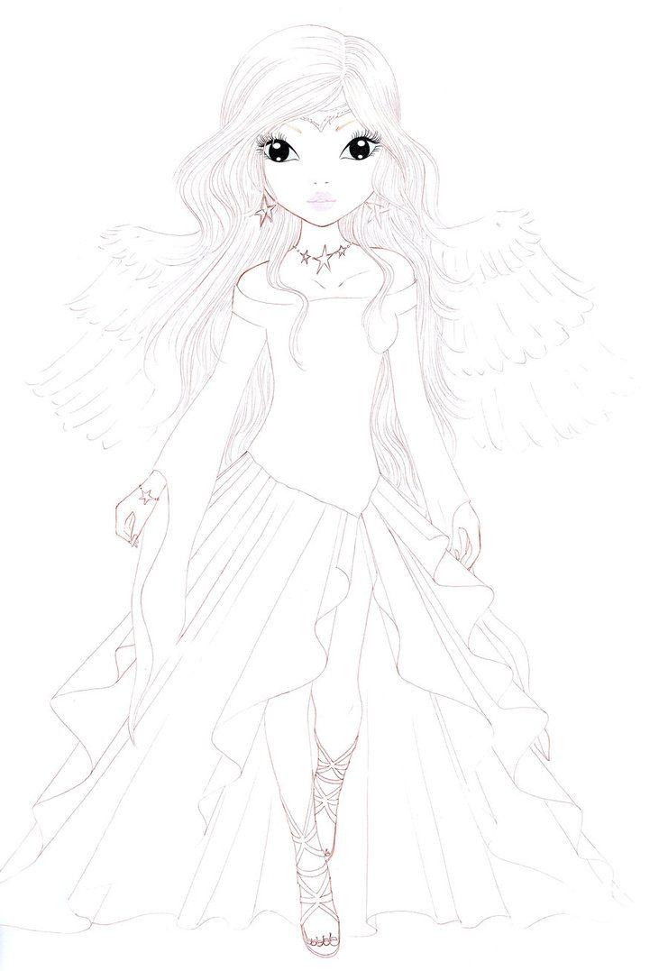 X-Mas-Star :Lineart: by aYa-ichigo on DeviantArt ...