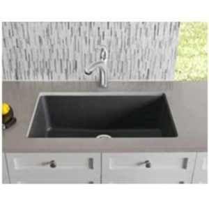 Blanco B441599 Grandis Undermount Single Bowl Kitchen Sink