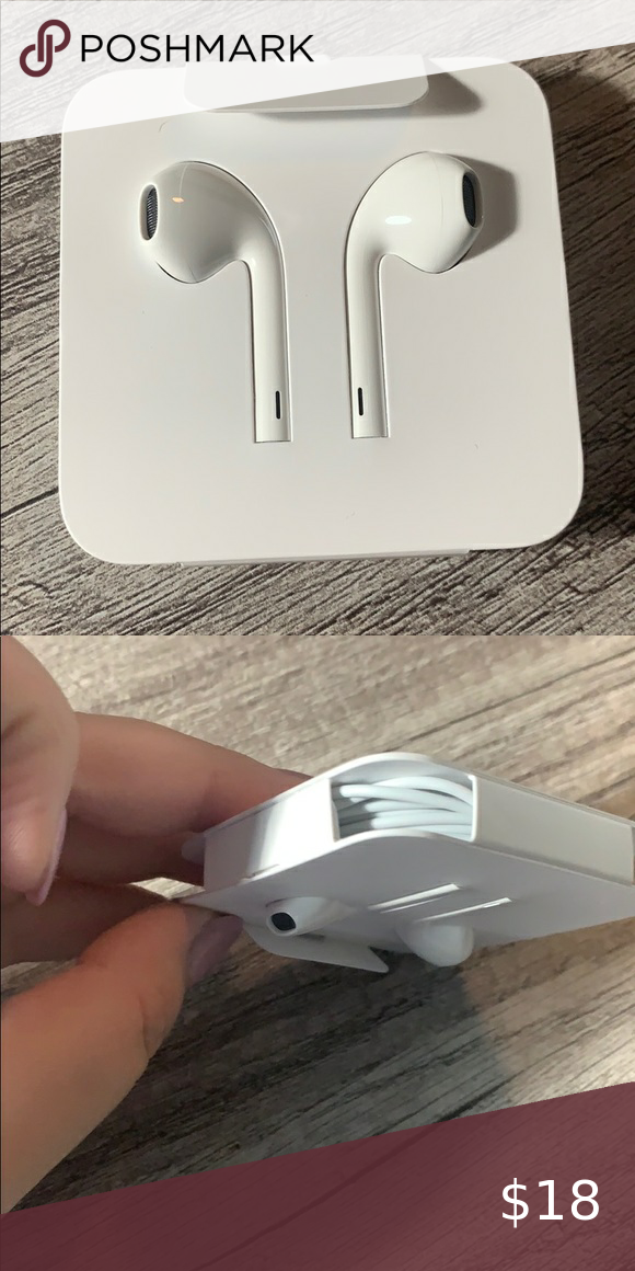 Bnip Apple Ear Buds From Iphone Xs Max Model Earbuds Apple Iphone