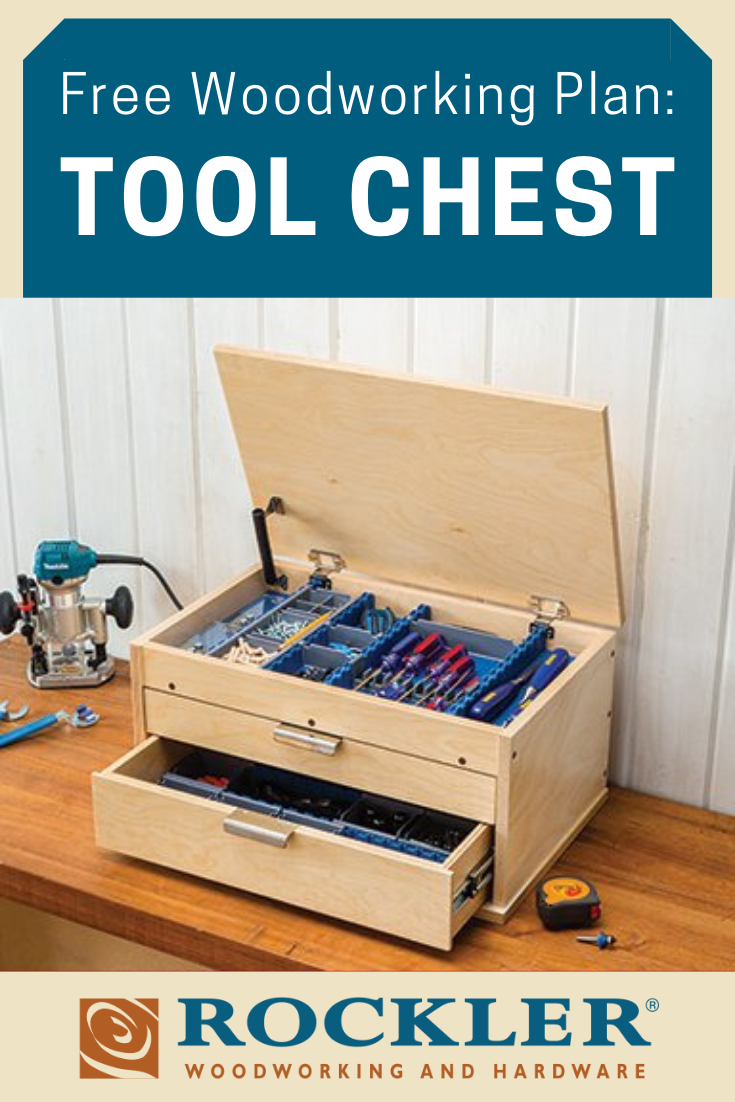Free Room Design Tool: Tool Chest, Wooden Tool Boxes, Wood Tool