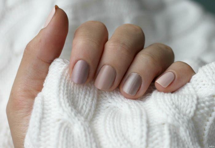 Gel Effect nail polishes in fall 2014 trend collection shades by blogger Jonna/Keyword Love. #nailpolish #lumene