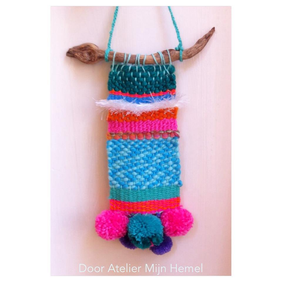 Weaving by Atelier Mijn Hemel