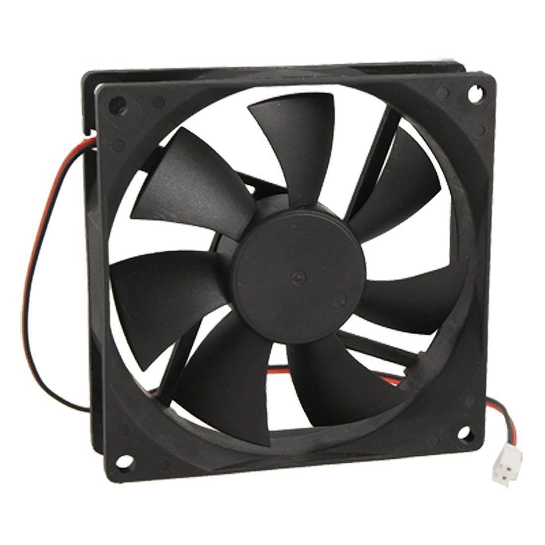 2 53 Aud 90mm X 25mm Dc 12v 2pin Cooling Fan For Computer Case