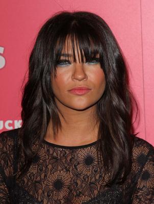 Jessica Szhor Bangs Hairstyle - Bangs or No Bangs – Celebrity Hairstyles