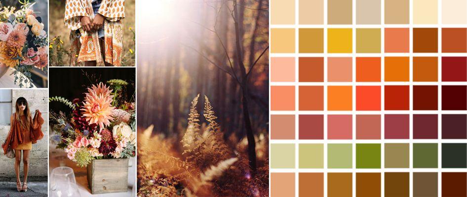 Wunderschöner Herbsttyp: Mit diesen Farben & diesem WOW ...