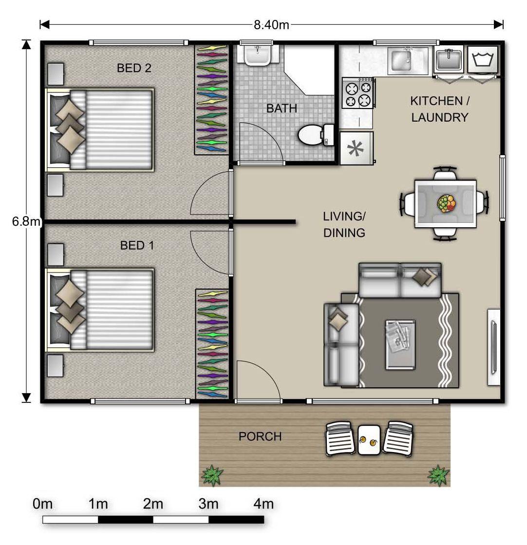 Double Garage Garage Conversion Floor Plans Novocom Top