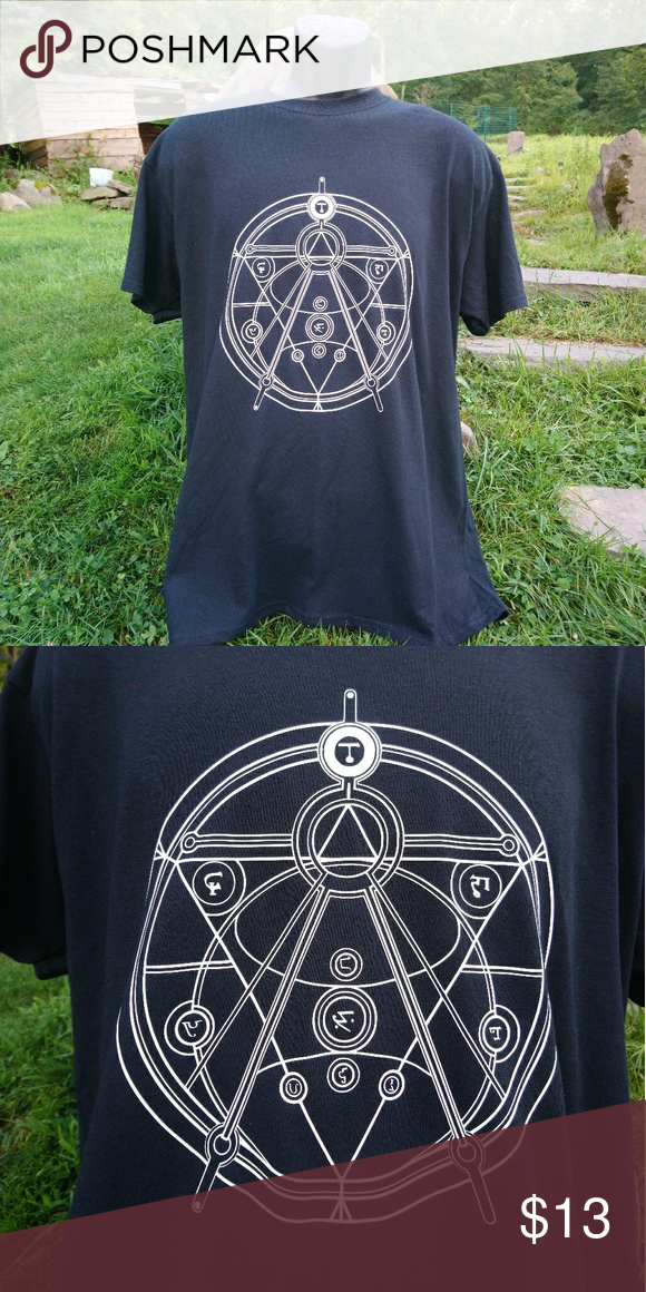 Magic circle t shirt Do you believe? Magic circle H.T.V 100% SICKHEADZ APPAREL Shirts Tees - Short Sleeve #magiccircle