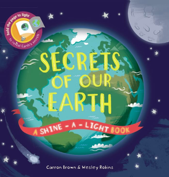 Usborne Shine A Light Books Gorgeous Shinealight Secrets Of Our Earth Our Newest Shine A Light Book Design Decoration