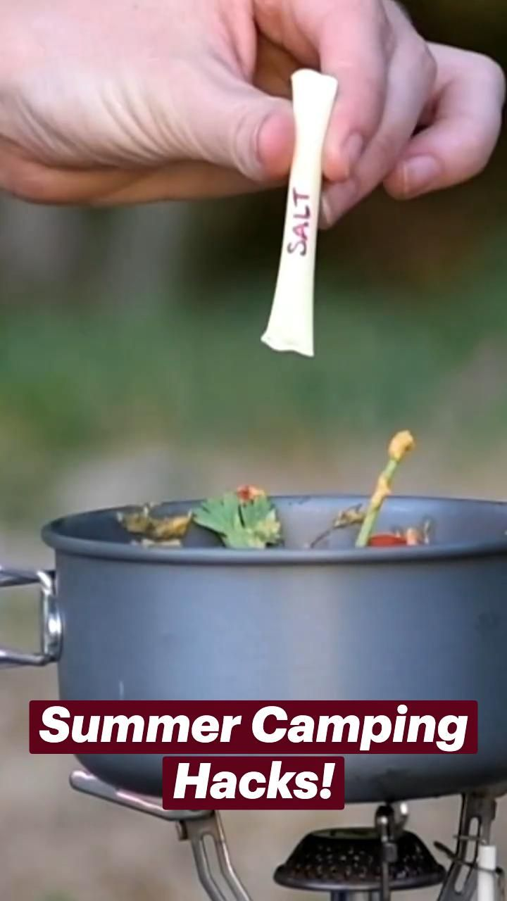 Summer Camping Hacks: Preventing Infections & Dealing With Bugs