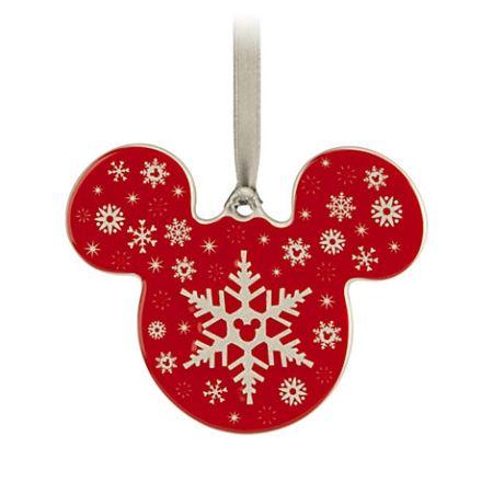 Disney Disc Ornament Mickey Mouse Snowflake Christ Do742 Disney Christmas Ornaments Disney Ornaments Minnie Ornaments