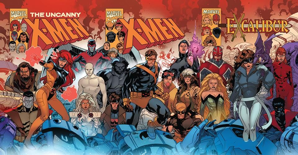 90s X Men By Rb Silva X Men Xmen Comics Comics