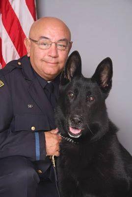 Rip K9 Jet Cleveland Police Dept Military Working Dogs Cleveland Police K9 Officer