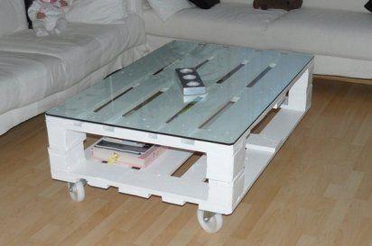 5 ideas para crear tu propia mesa de una forma creativa - Mesas De Palets