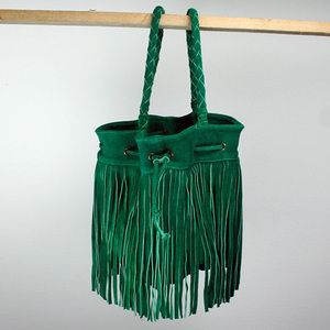 Lotta Bag Green now featured on Fab.