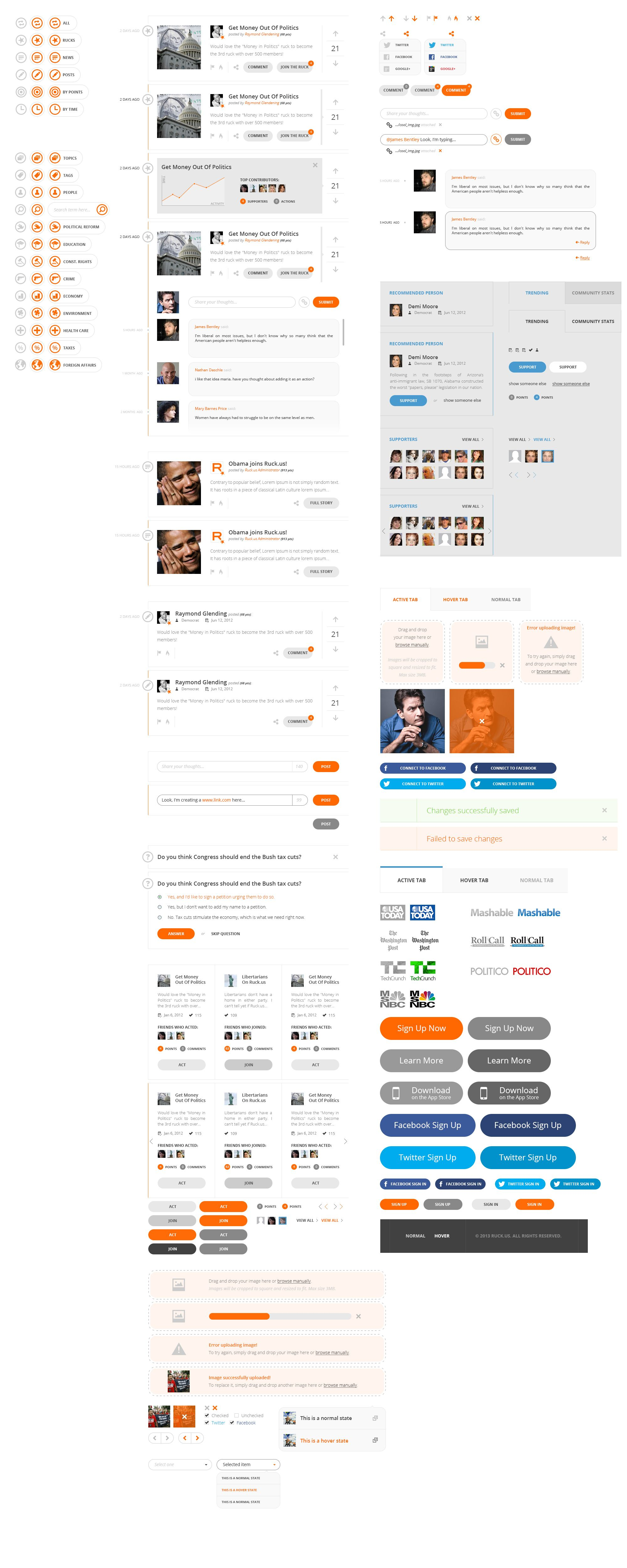 Pin by Hannah on UX/UI | Interface design, Web style guide