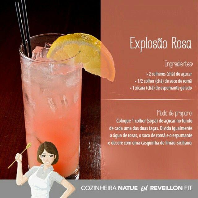 Explosão Rosa