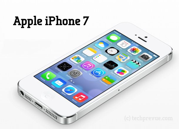 Rumors In The Marketing About Apple iPhone 7 or New iPhone