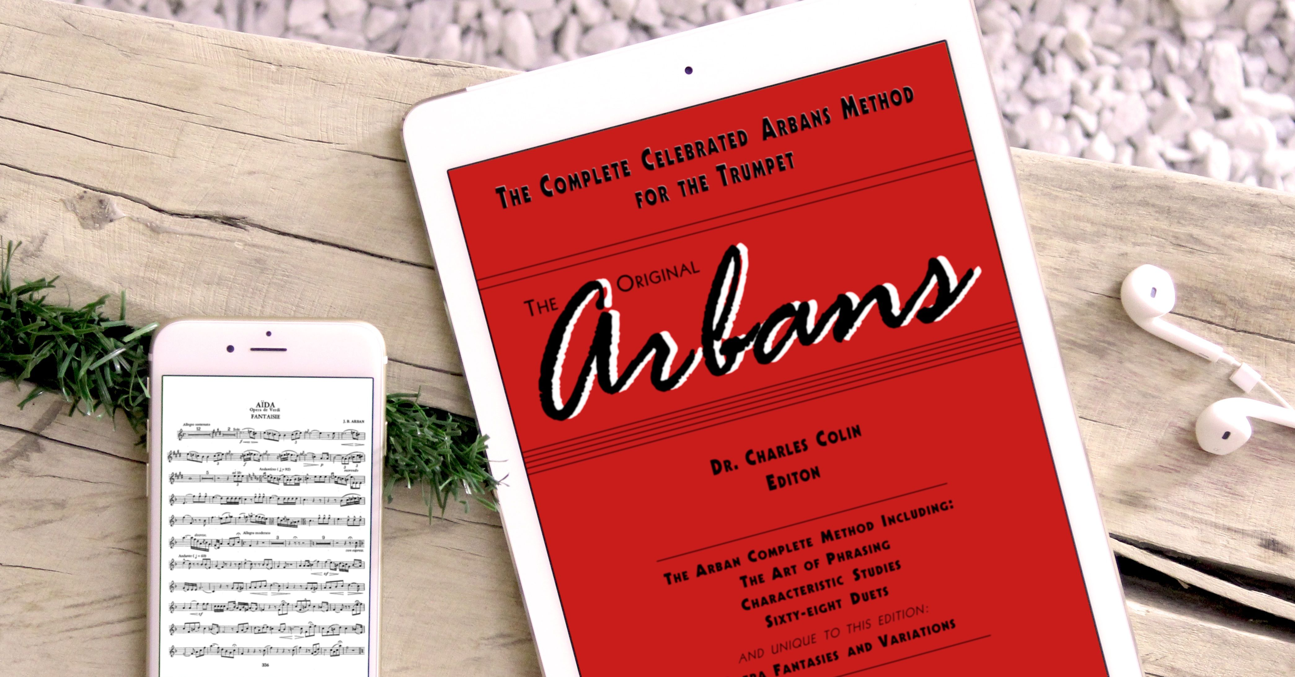 Did you know that the charles colin edited arban is the only did you know that the charles colin edited arban is the only edition to contain the fandeluxe Image collections