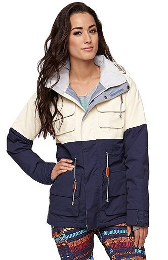 if i ever went skiing this is the jacket I would wear