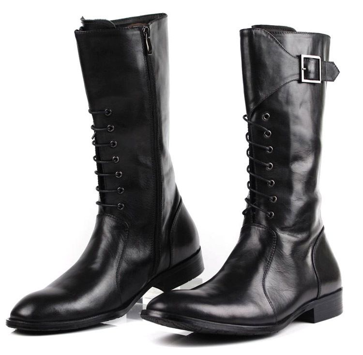 Men&39s leather boots. Tall. | for Him | Pinterest | Men&39s leather