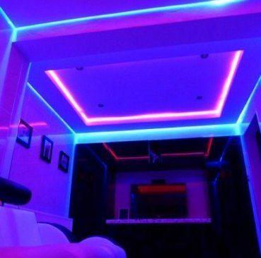 55 Ideas Led Lighting Diy Room Decor For 2019 Led Lighting Bedroom Led Room Lighting Led Strip Lighting