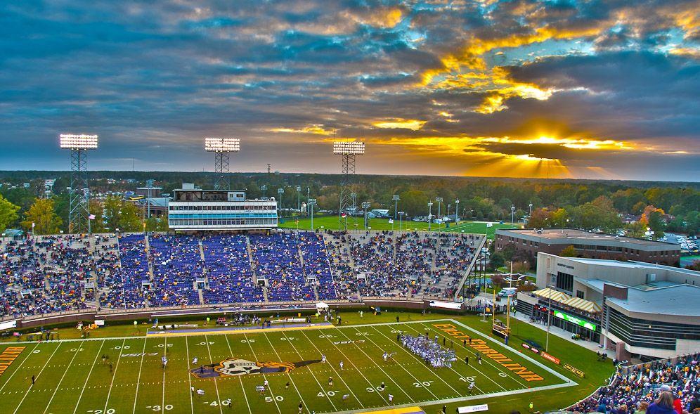 Coastal Carolina University Football Stadium