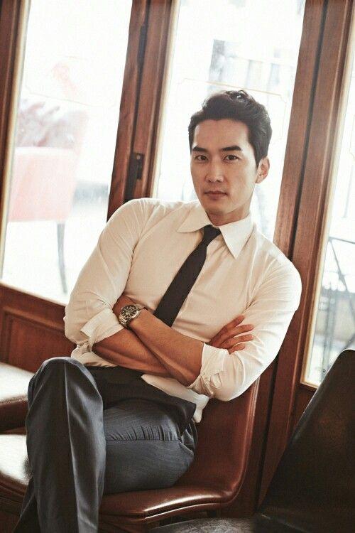 سونغ سيونغ هون Song Seung Heon Korean Actors Korean Entertainment