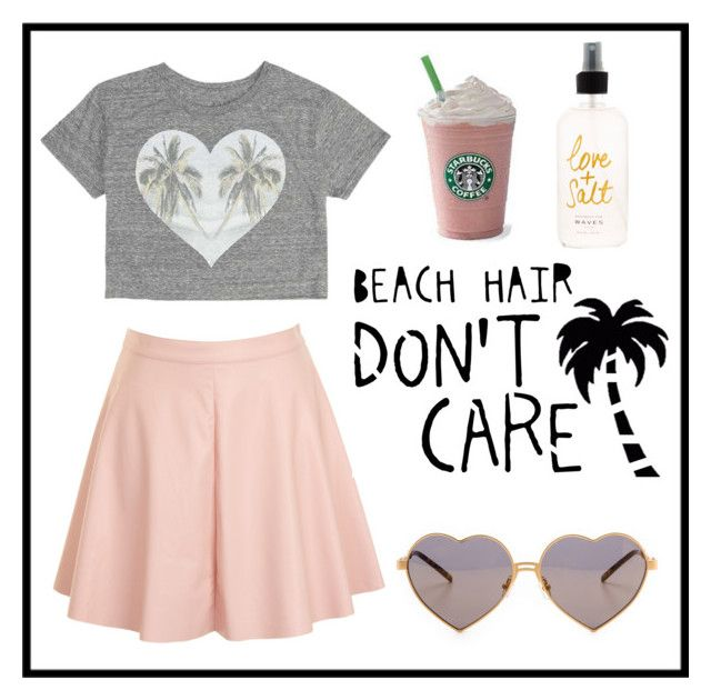 """""""#75 holiday"""" by xjet1998x ❤ liked on Polyvore featuring Glamorous, Billabong and Wildfox"""