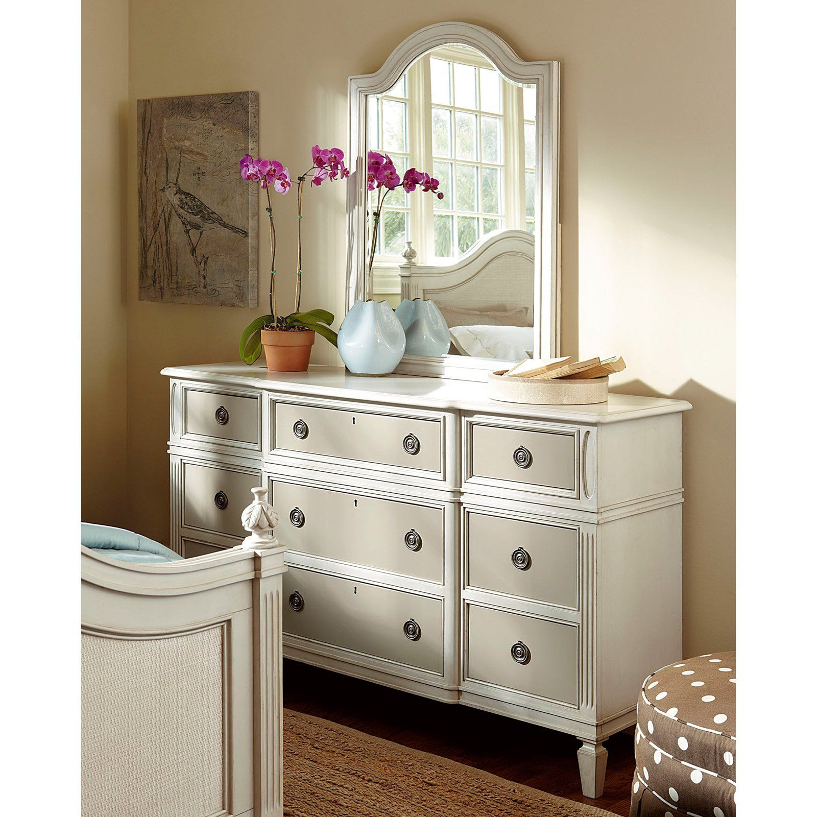 Have to have it universal furniture abingdon drawer dresser with