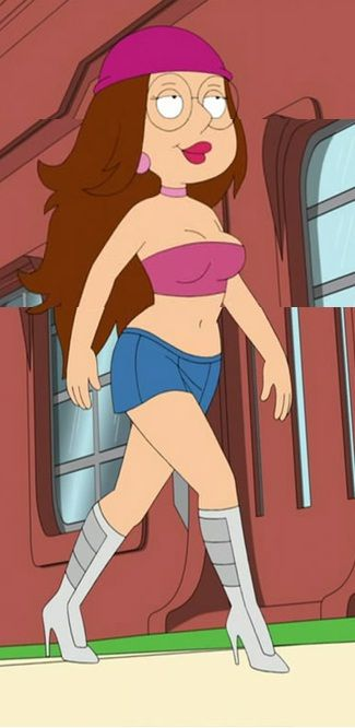 Sexy meg from family guy