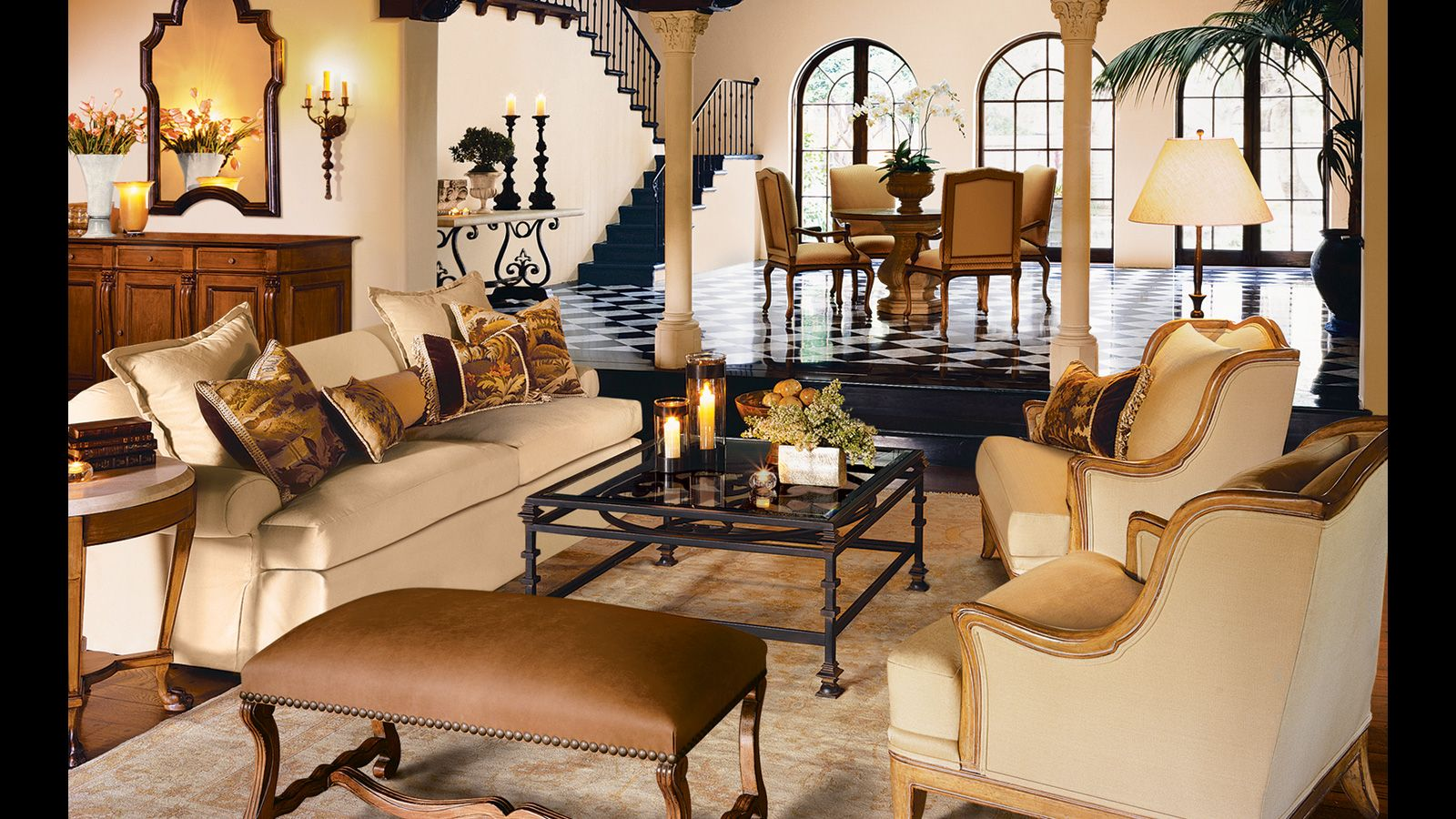 Exceptional Such A Warm Feeling This Living Room Gives