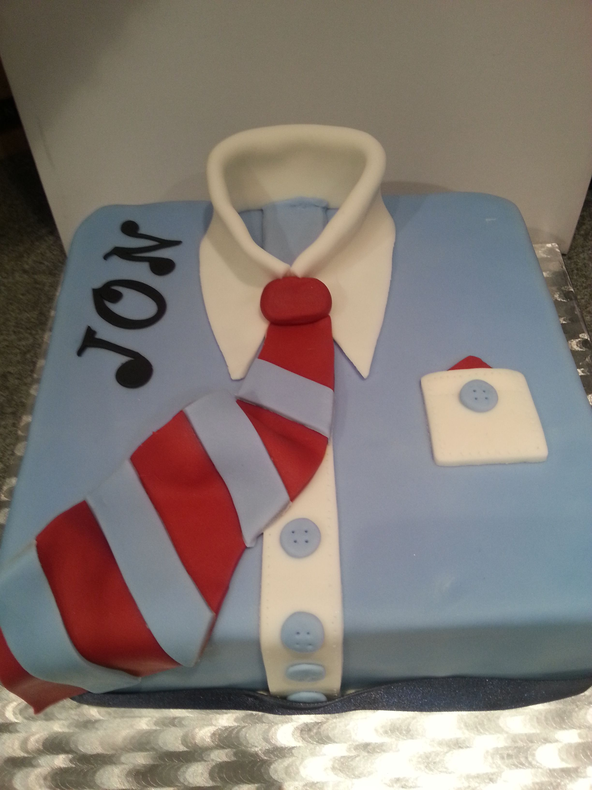 Man Cake Male Cakes Shirt And Tie Cakes Male Birthday