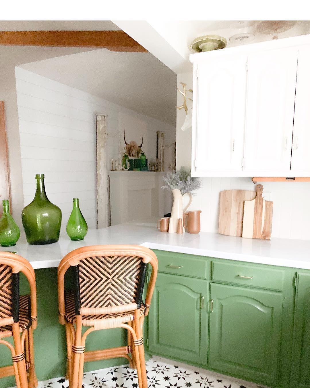 25 lively green kitchen design ideas green kitchen cabinets kitchen design green kitchen on kitchen interior green id=69224