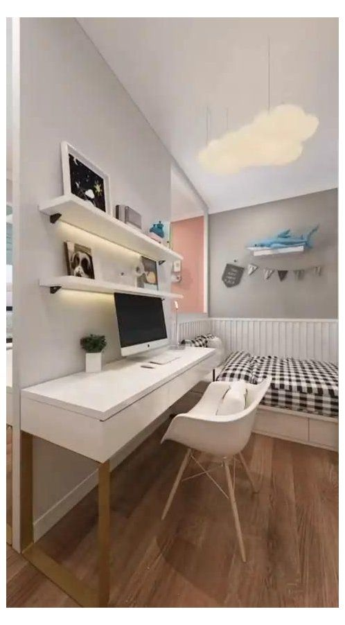 beautiful kids room interior design