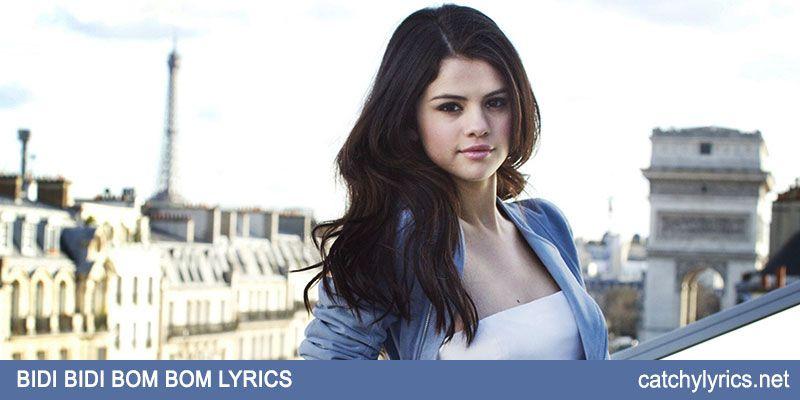 Catchy Lyrics Songs Lyrics Collection Selena Gomez Photoshoot Selena Gomez Selena