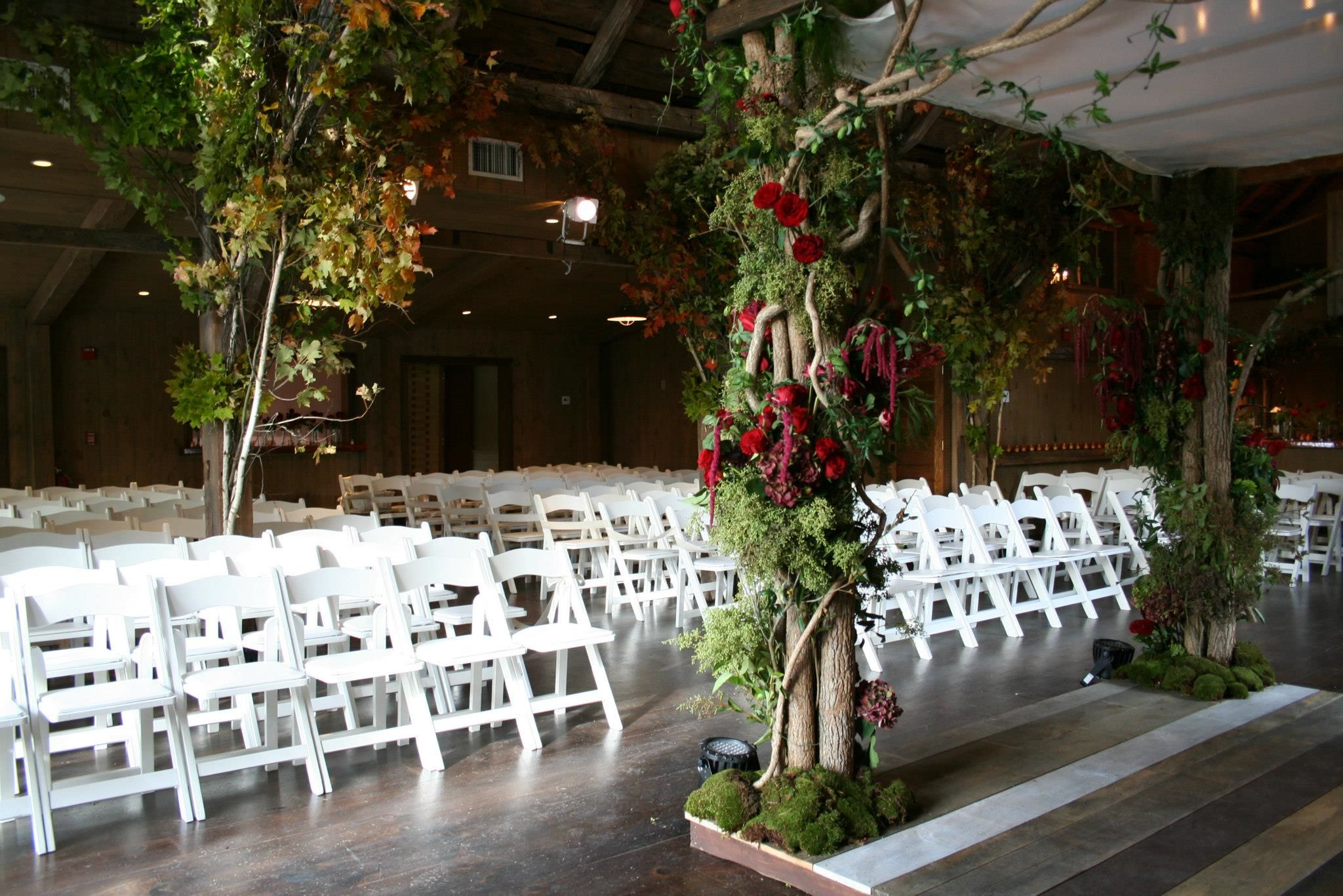 Autumn Wedding with Rafanelli Events