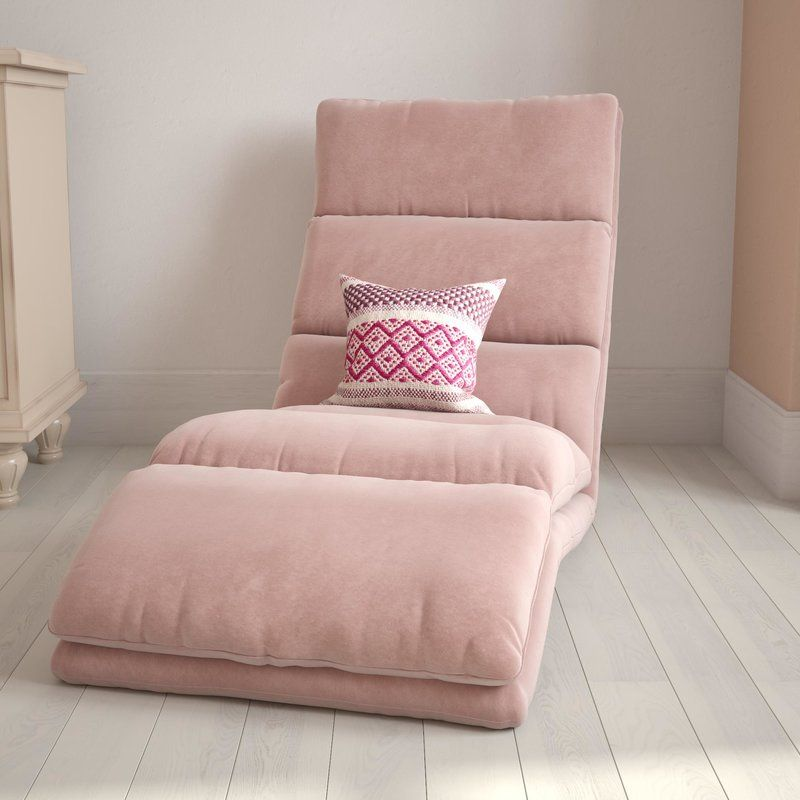 Huntingdon Kids Chaise Lounge Kids Chaise Chaise Lounge Pink Room