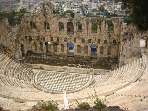 the art of ancient greek theatre What are the differences between greek and what are some similarities and differences between greek and roman art did the ancient egyptians have a theater.