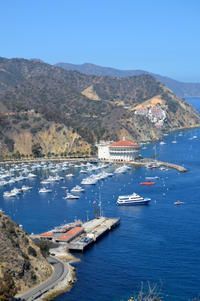 Catalina Express Round Trip Ferry Service Long Beach Or San Pedro To Avalon