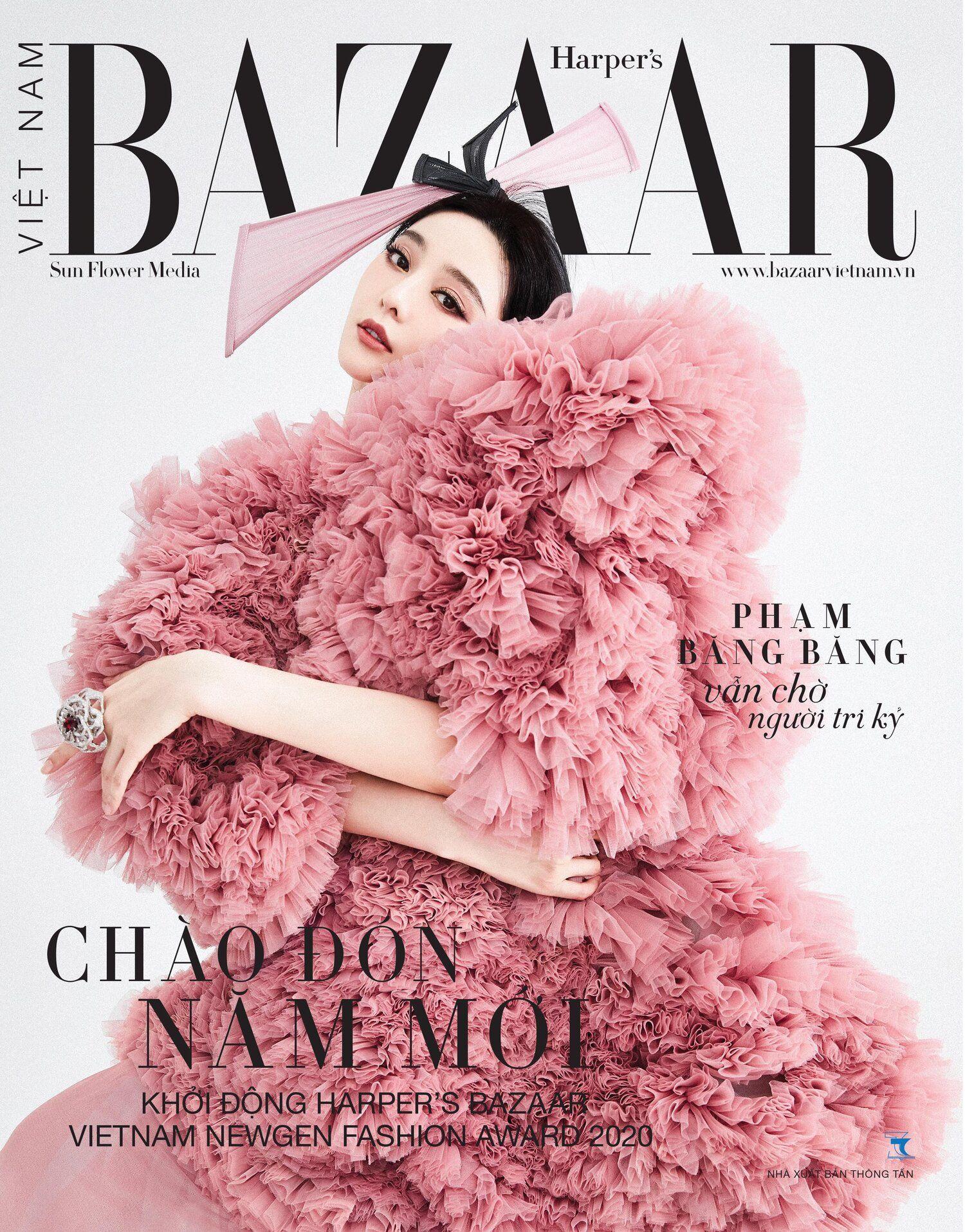 , Fan Bingbing Returns, Covers Harper's Bazaar Vietnam January 2020 — Anne of Carversville, Anja Rubik Blog, Anja Rubik Blog