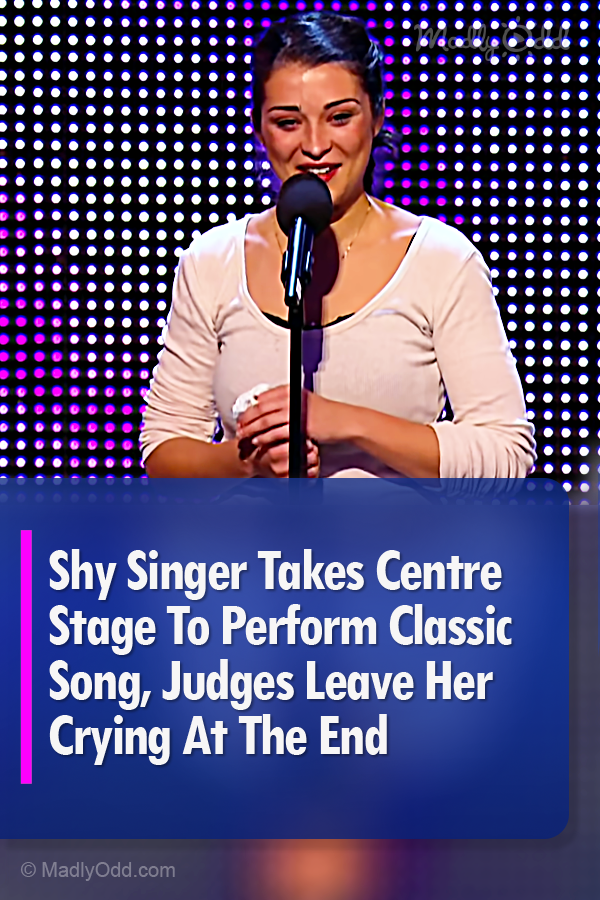 Passion Bridges Any Divide Even The Shaky Bridge Of Shyness Faced By This Unaware Vocal Legend This Gi Britain S Got Talent Britain Got Talent Singing Videos